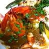 井のなか - 料理写真:オマール海老のソテー