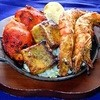 インド・ネパールレストラン&バー SAGUN - 料理写真:ミックス・グリルは3品の盛り合わせ