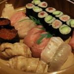 こじま寿司 - 上寿司2人前