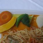 イタリアーノ イワイ - 一口温野菜