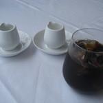 イタリアーノ イワイ - アイスコーヒー