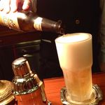 14586450 - キーンと冷えたビール