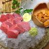 四季美遊 - 料理写真:本マグロ、ウニ