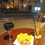エレガレーノ - ジャスミン・ティー&ワイン