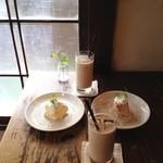 モワ カフェ -