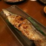 jige - 料理写真:新秋刀魚