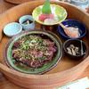 鈴之家旅館 - 料理写真:鈴之家定食:1100円