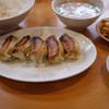 餃子の店 味の横綱 - 料理写真:餃子定食B~☆