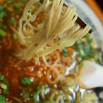 高松 - 高松 台湾そばの細麺