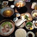 旬膳処 茶目 - 旬の健彩膳