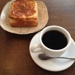 ぶなの木 - ミルクトースト、ブレンド