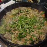 山田食堂 - ここのちゃんこ鍋は春夏秋冬いつ食べてもうまいっ