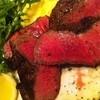 オステリア イノウエ - 料理写真:あか牛のグリル \2,500
