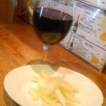 Bistro 十番スタンド - 赤ワインとつまみ