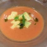 コム・シェ・ヴ - 冷製トマト野菜スープ
