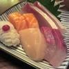 楓花 - 料理写真:刺身盛合せ