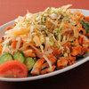 ALISA - 料理写真:お野菜たっぷりのサラダ