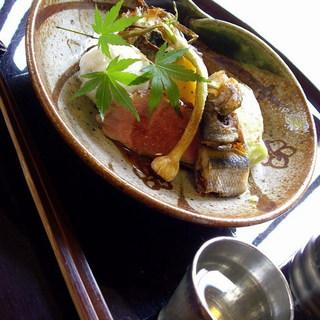米倉 - 料理写真:OptioA30で撮影