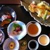 暖らん - 料理写真:大海老天ぷら御膳 1,500円