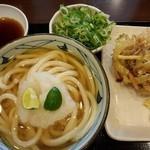 丸亀製麺 - すだちおろし
