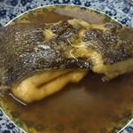 かんむりや - カレイの煮付け250円