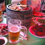ビアガーデン マイアミ - H24/8ビールと料理