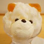 ジャパニーズアイス櫻花 - 白くま(580円)♥(2012/9)