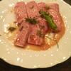 焼肉園 - 料理写真:三角バラ