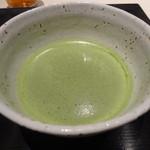 虎屋菓寮 - お抹茶「京の調」