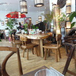 ケニーズハウスカフェ - 雰囲気が独特