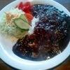 ルナパーク - 料理写真:黒カレー(800円)