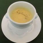 フレンチレストラン Nature - スープ