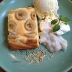 coci - 温かいバナナケーキ