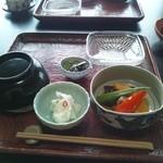 和食の家レンゲ - お膳