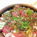 14745815 - 「荒海丼」1,260円