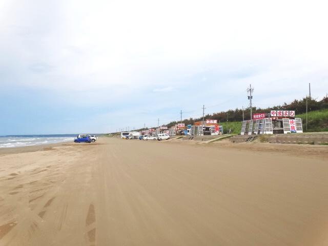 海の家今浜