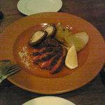 1475766 - 佐賀産和牛の炭火焼バベットステーキ