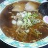 満月食堂 - 料理写真:中華そば 550円