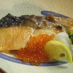 漁楽洞 - 銀鮭