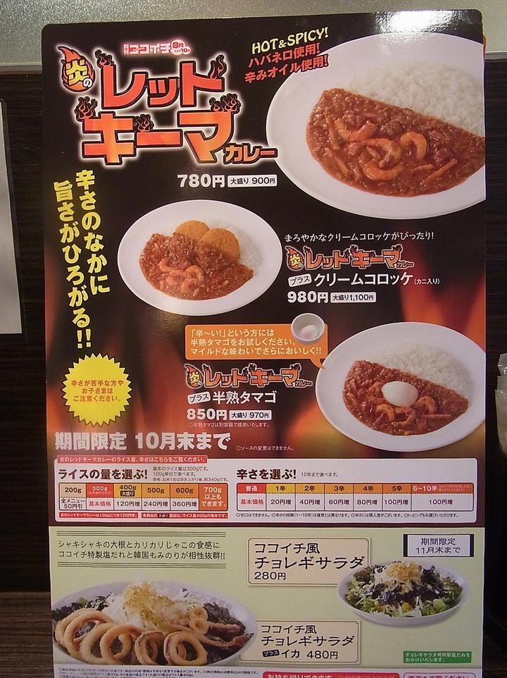 CoCo壱番屋 東武下赤塚駅前店
