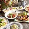 タパス - 料理写真:コース料理 (写真は一例です