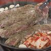 ジグルジグル - 料理写真:ハーブサムギョプサル(写真は2人前)