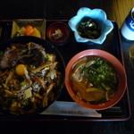 伊豆の佐太郎 - 紅葉丼(1,300円)