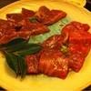 焼肉 味道源 - 料理写真:カルビ、ロース盛り