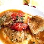 バル デ エスパーニャ ムイ - 鶏のチリンドロン煮