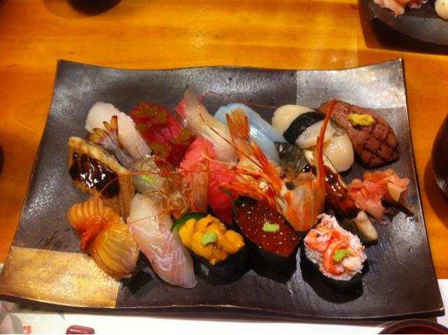 朝日野寿司