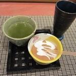 鮮寿 - デザート プリン