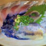 食彩や魚太郎 - イワシの刺身