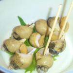 食彩や魚太郎 - つぶ貝