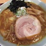 ふじ亭 - カレーラーメン(710円)